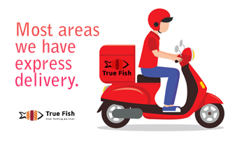 True fish traders -Fresh fish free delivery in Bangalore